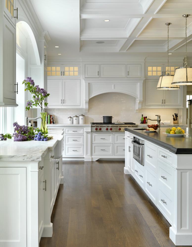 White Kitchen photo - 2