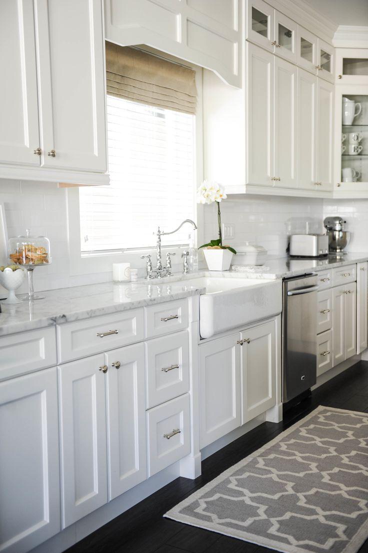White Kitchen photo - 4