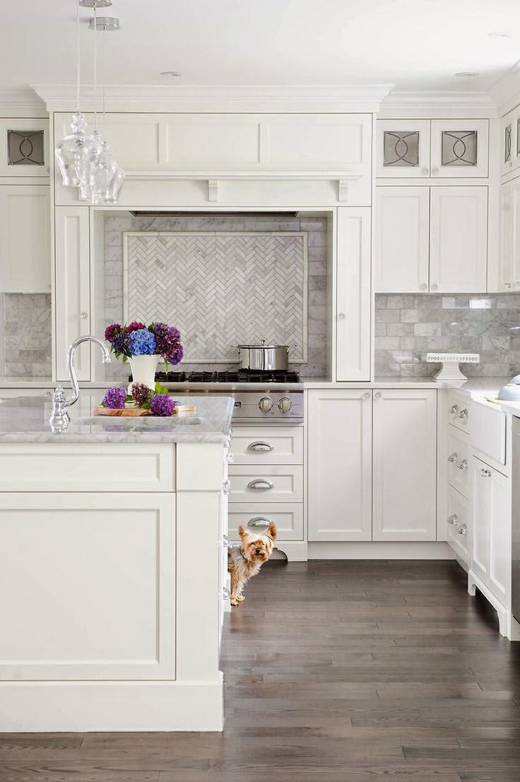 White Kitchen photo - 5