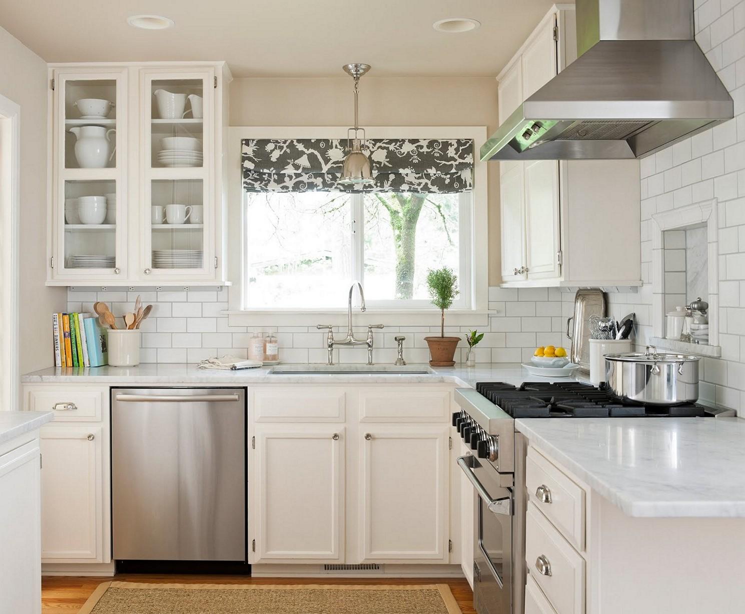White Kitchen photo - 7