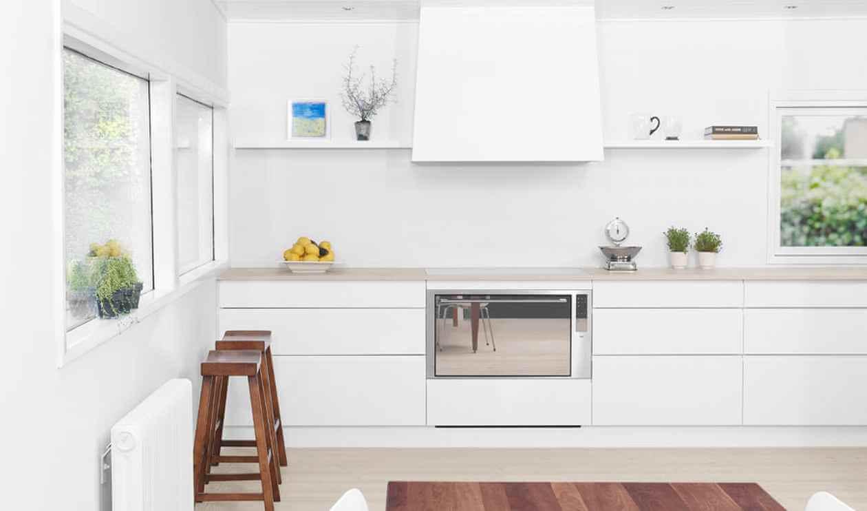 White Kitchen photo - 9