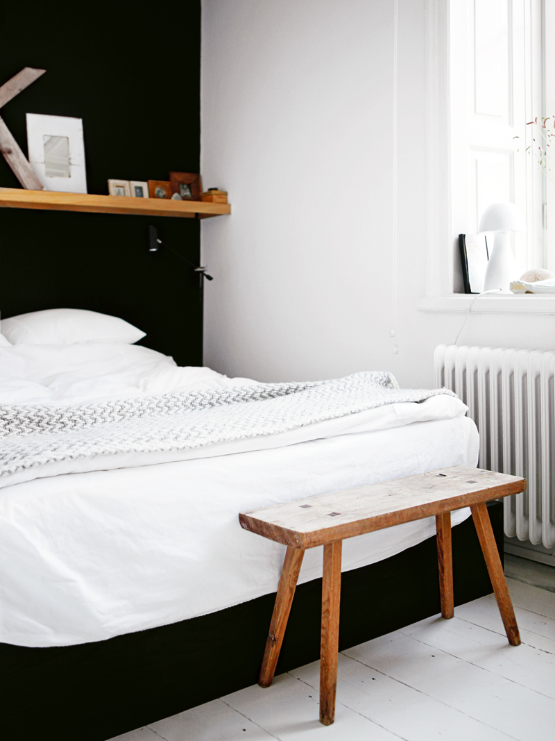 White And Wood Bedroom Photo   2