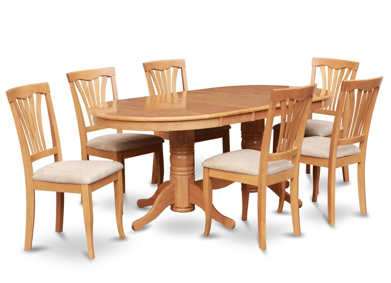 Wooden Dining Table Set photo - 2