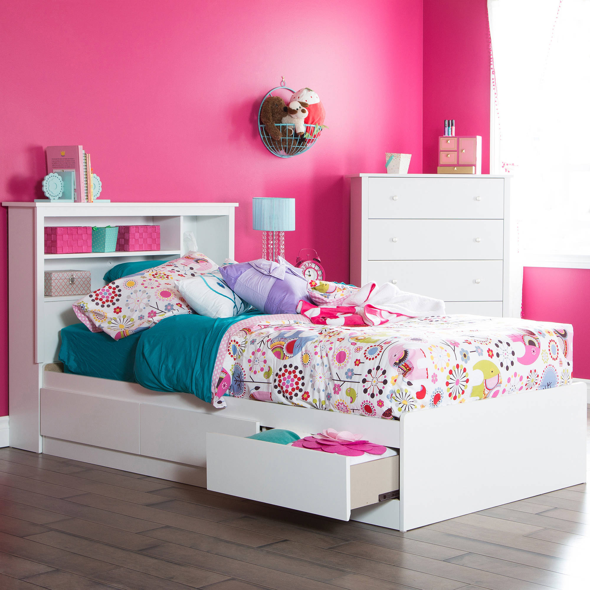 affordable bedroom furniture for girls photo - 5