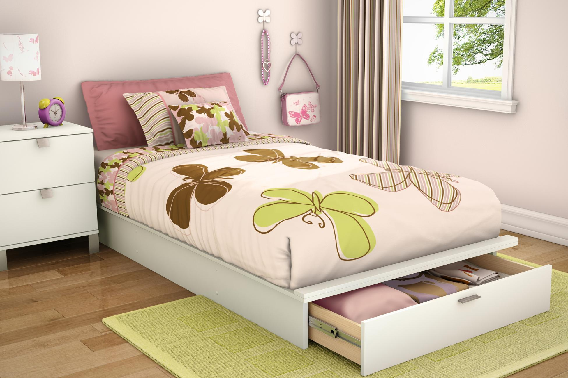 Affordable modern twin beds for kids | Hawk Haven