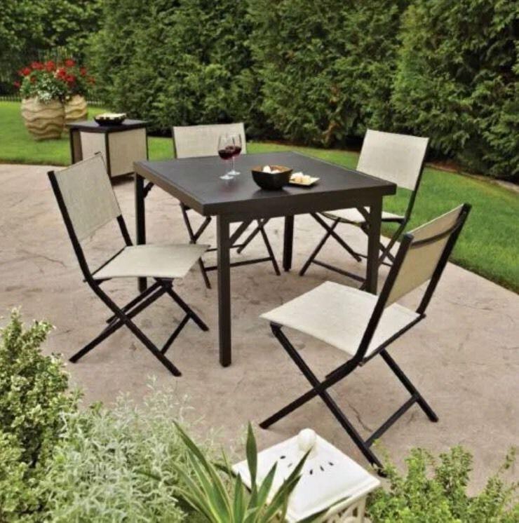 aluminum patio furniture rust photo - 1