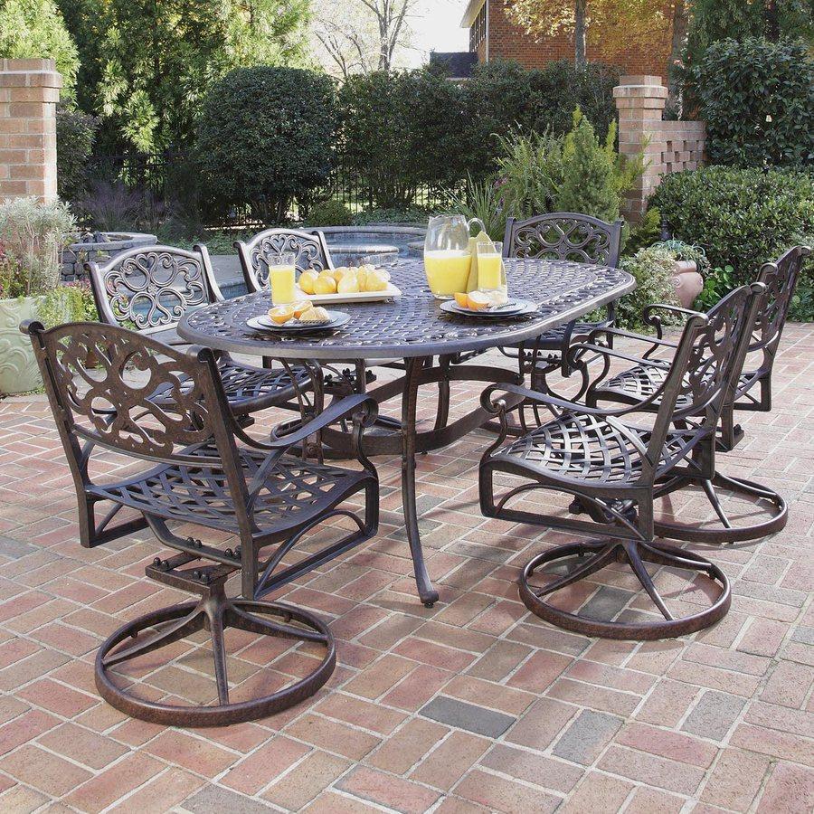 aluminum patio furniture rust photo - 10
