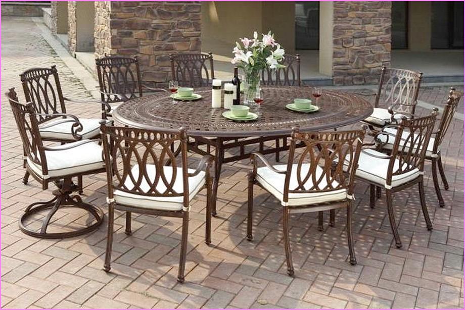 aluminum patio furniture rust photo - 2