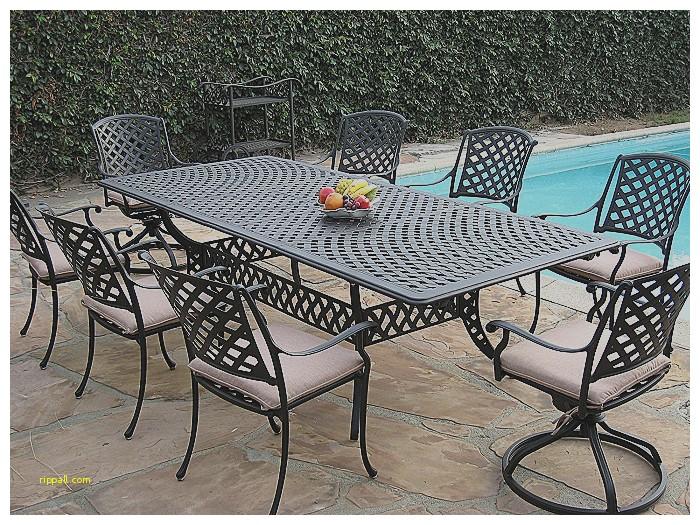 aluminum patio furniture rust photo - 4