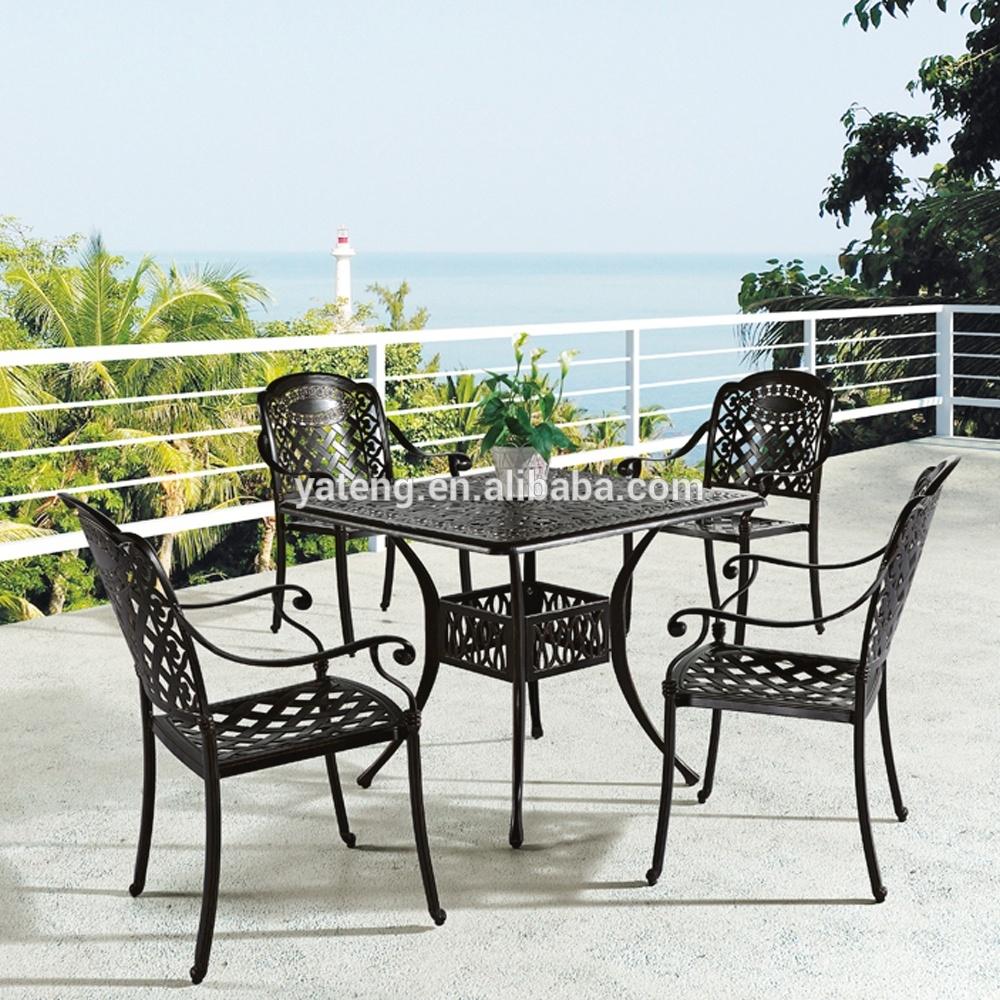 aluminum patio furniture rust photo - 5