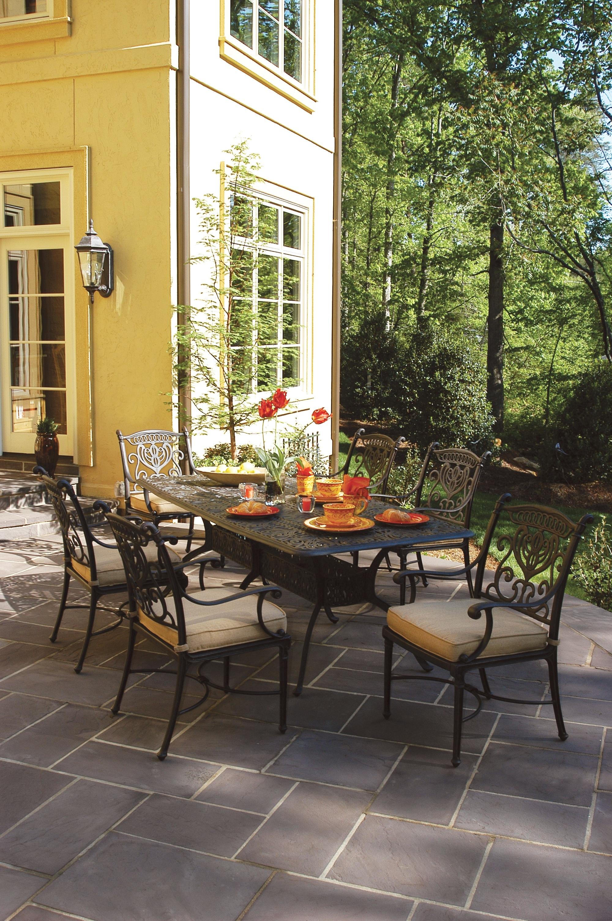 aluminum patio furniture rust photo - 9
