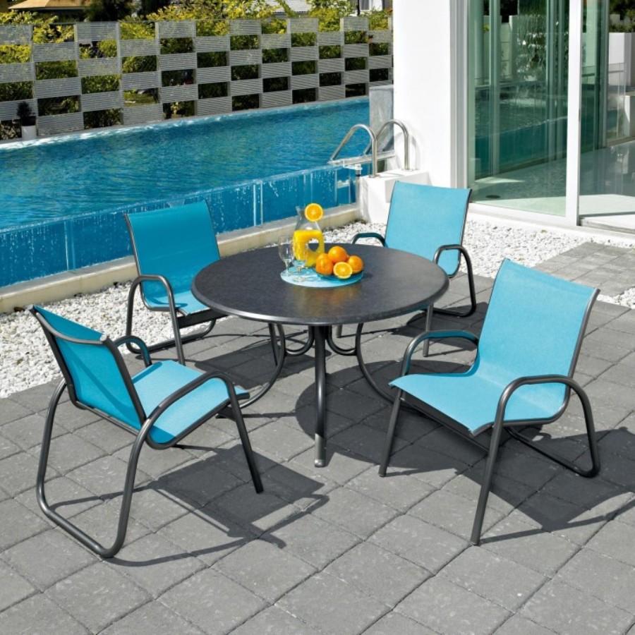 aluminum patio furniture target photo - 1