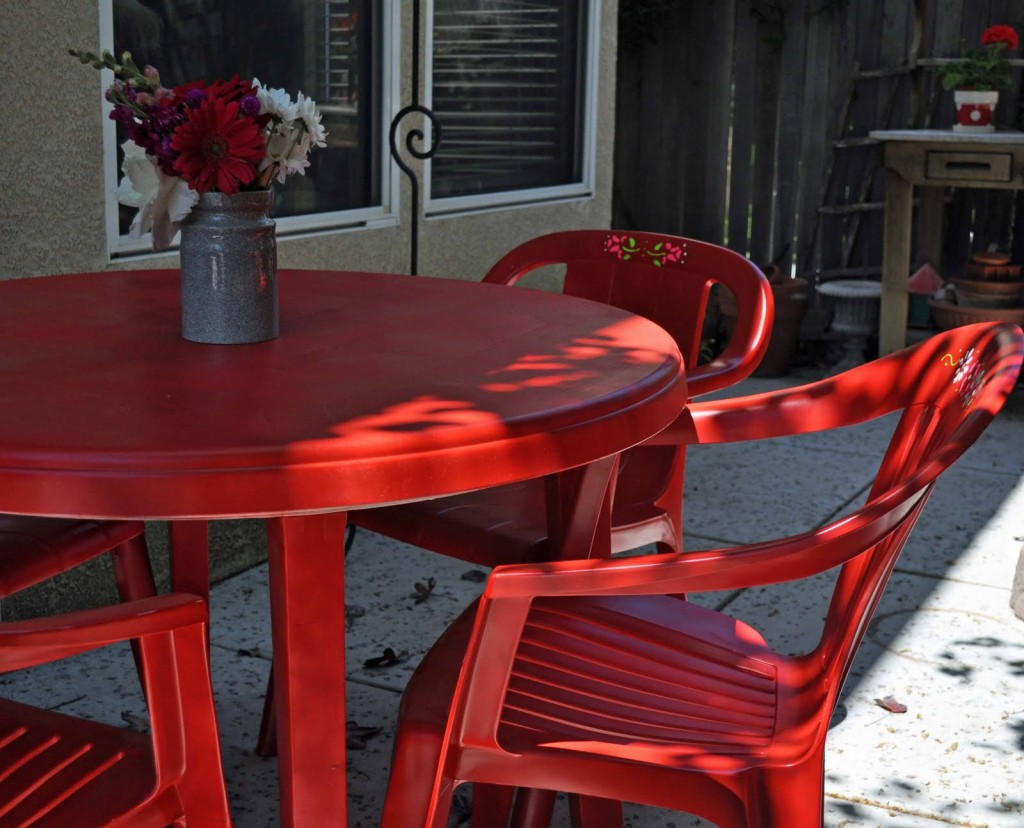 aluminum patio furniture target photo - 2