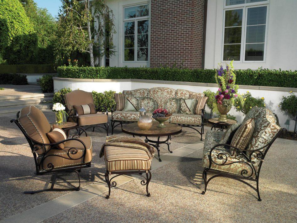 aluminum patio furniture target photo - 6
