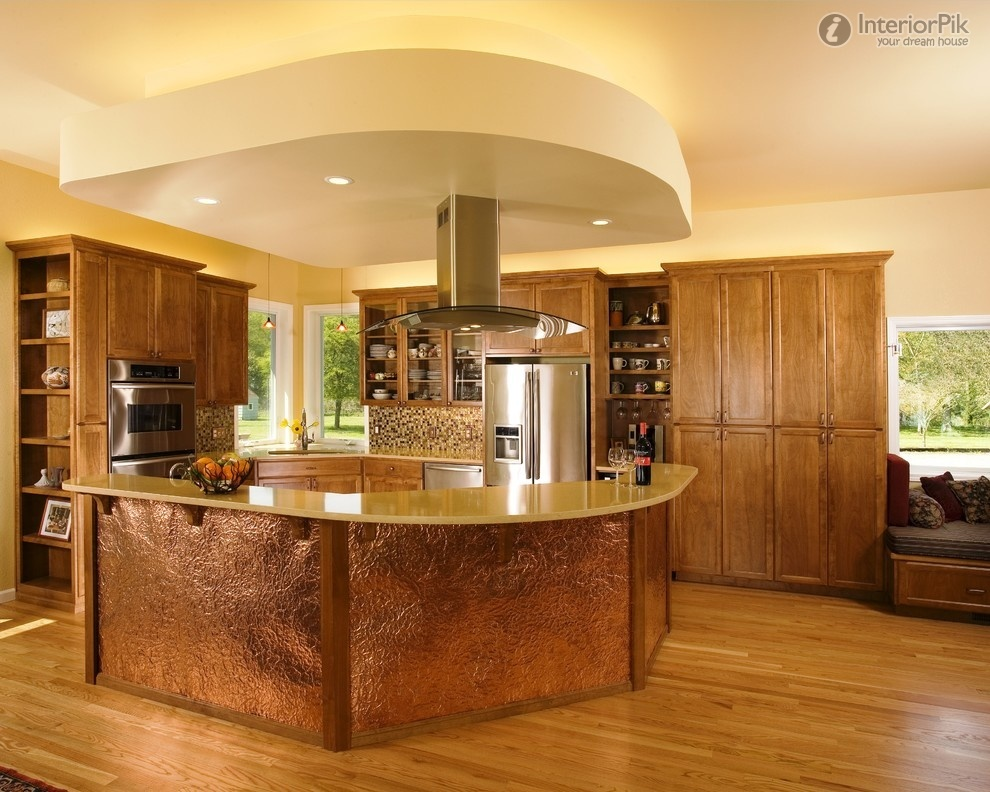 american country kitchen designs photo - 1