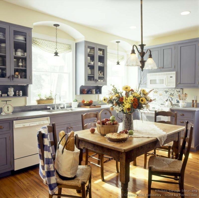 american country kitchen designs photo - 2