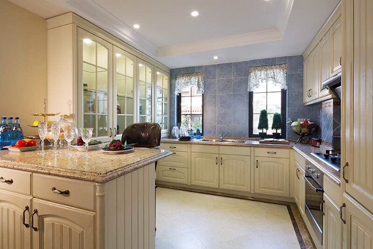 american country kitchen designs photo - 9