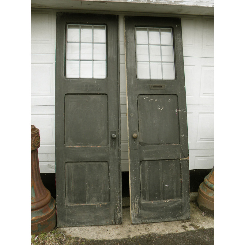 antique french double doors photo - 4 - Antique French Double Doors Hawk Haven