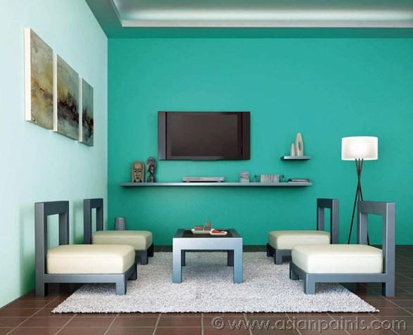 asian paints colour shades blue photo - 5