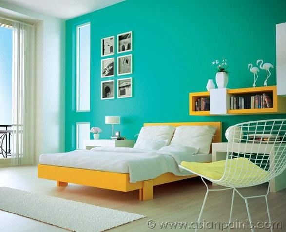 asian paints colour shades blue photo - 7