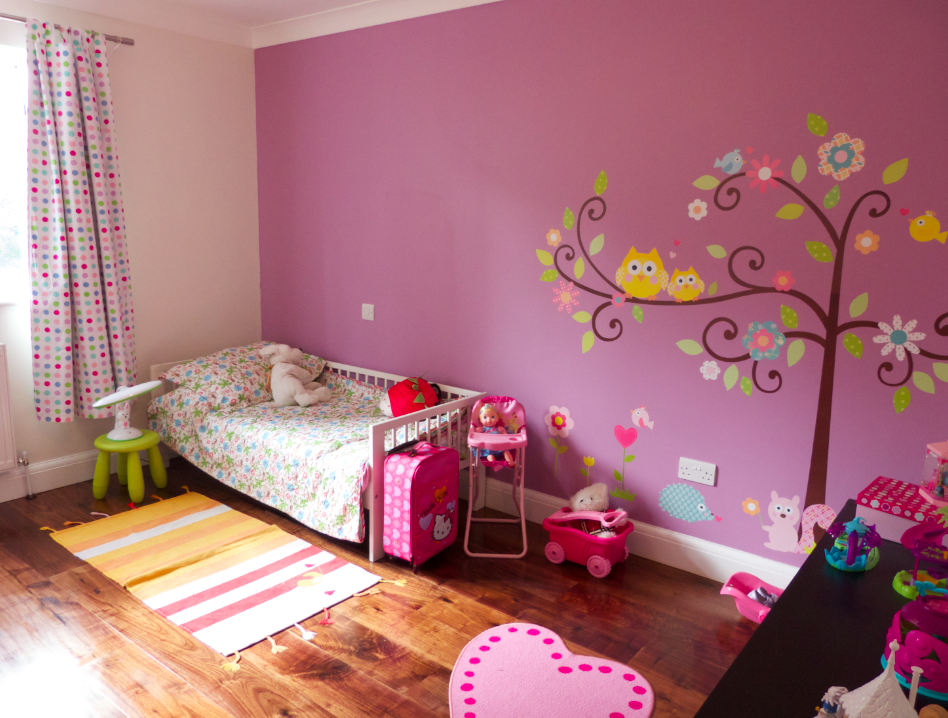 asian paints colour shades for kids room photo - 1