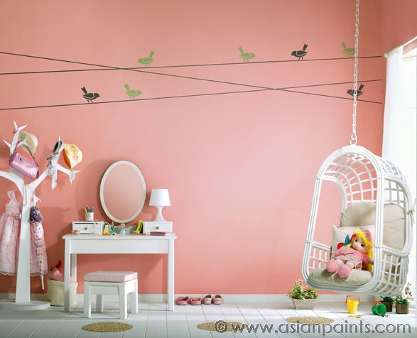 asian paints colour shades for kids room photo - 10