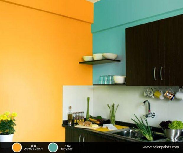 asian paints colour shades for kitchen photo - 7