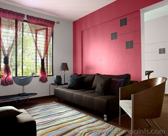 asian paints colour shades for living room photo - 2