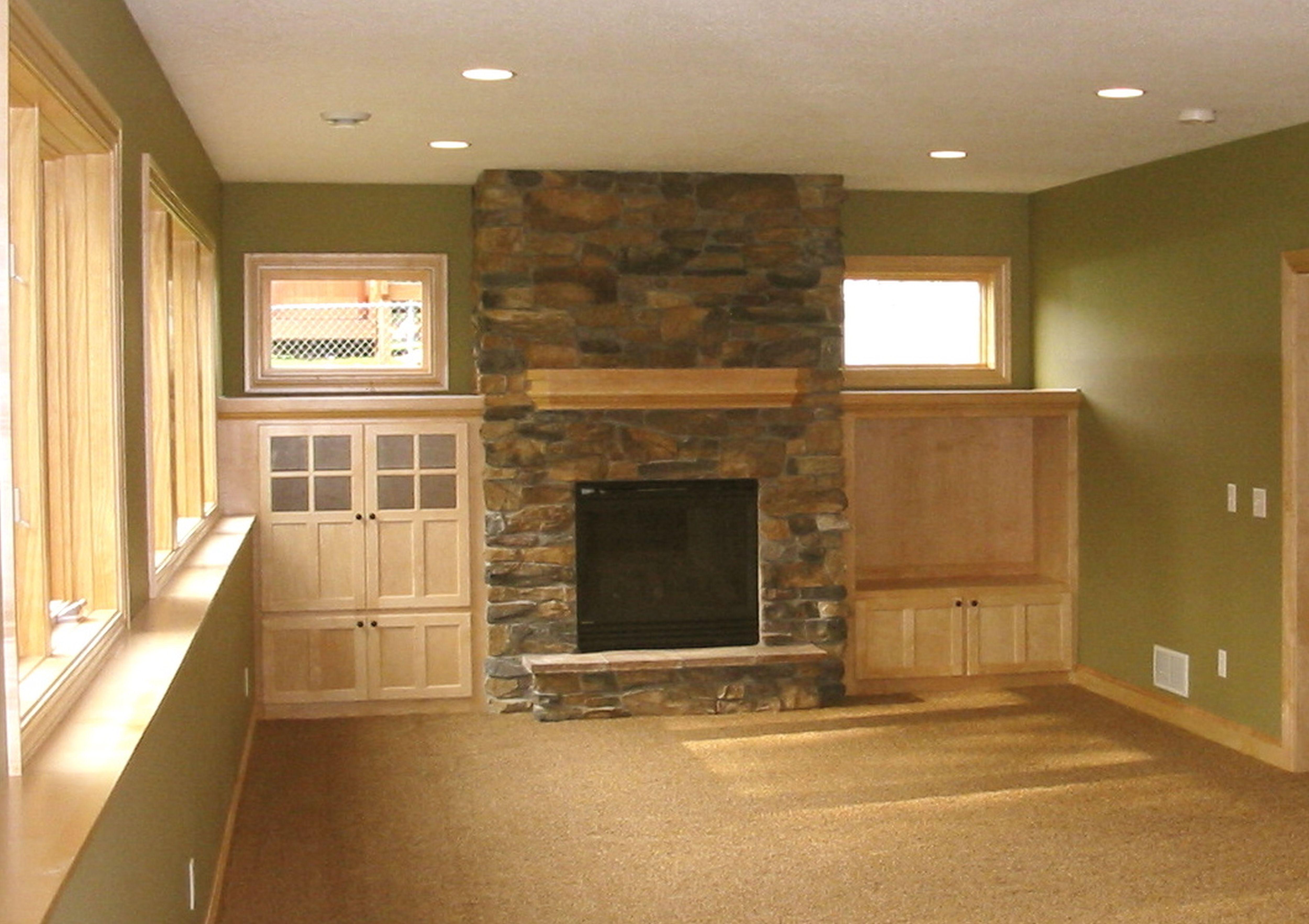 basement remodel ideas plans photo - 8