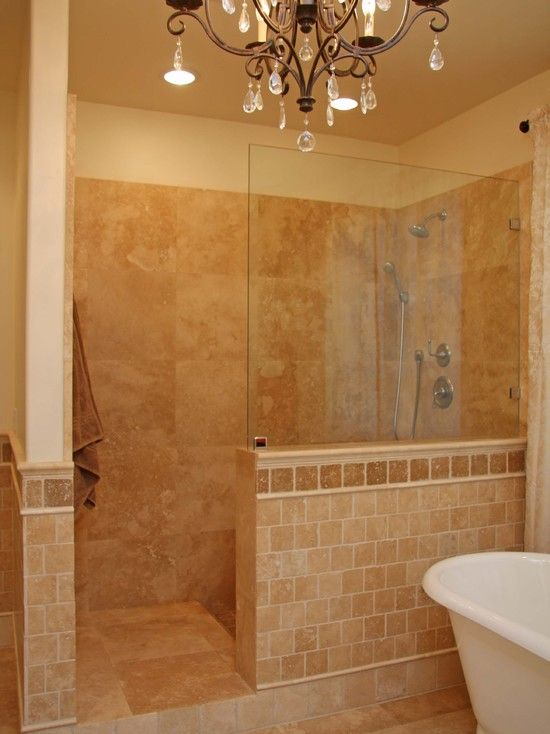 bathroom designs no tiles photo - 1