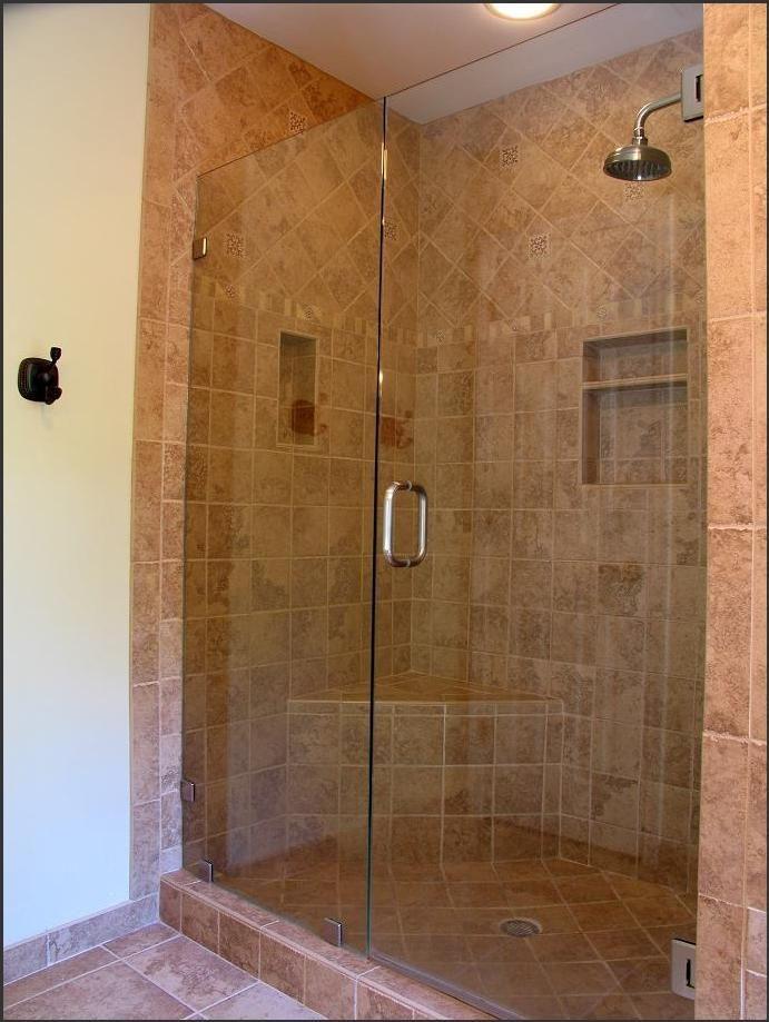 bathroom designs no tiles photo - 9