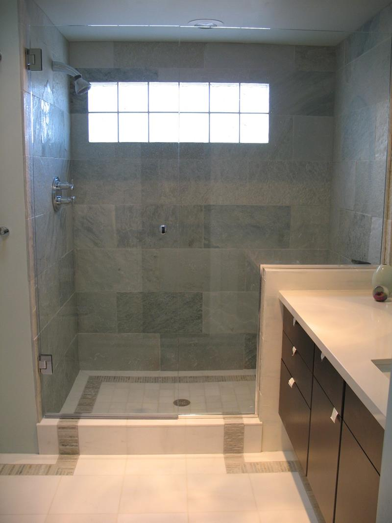 bathroom tile designs for showers photo - 4