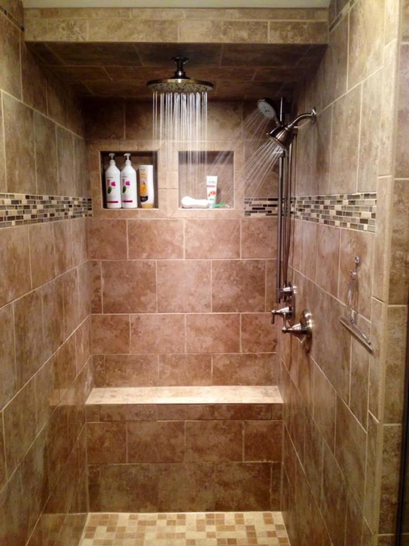bathroom tile designs for showers photo - 9