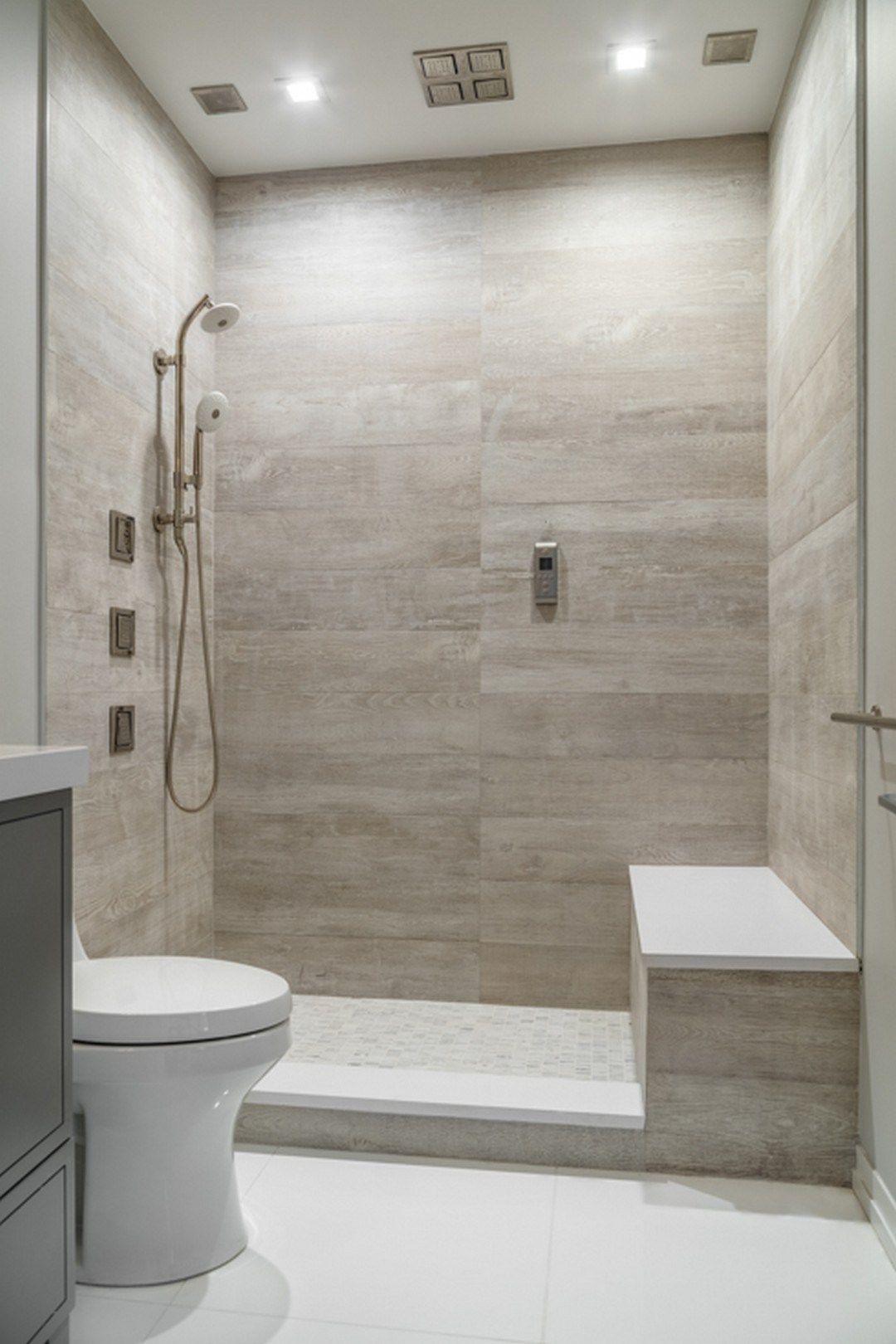 bathroom tile designs layout photo - 2