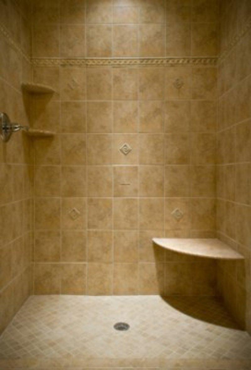 bathroom tile designs layout photo - 6