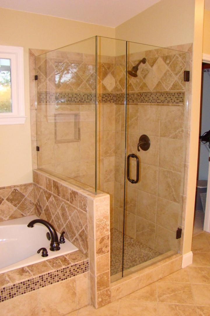 bathroom tile designs layout photo - 7