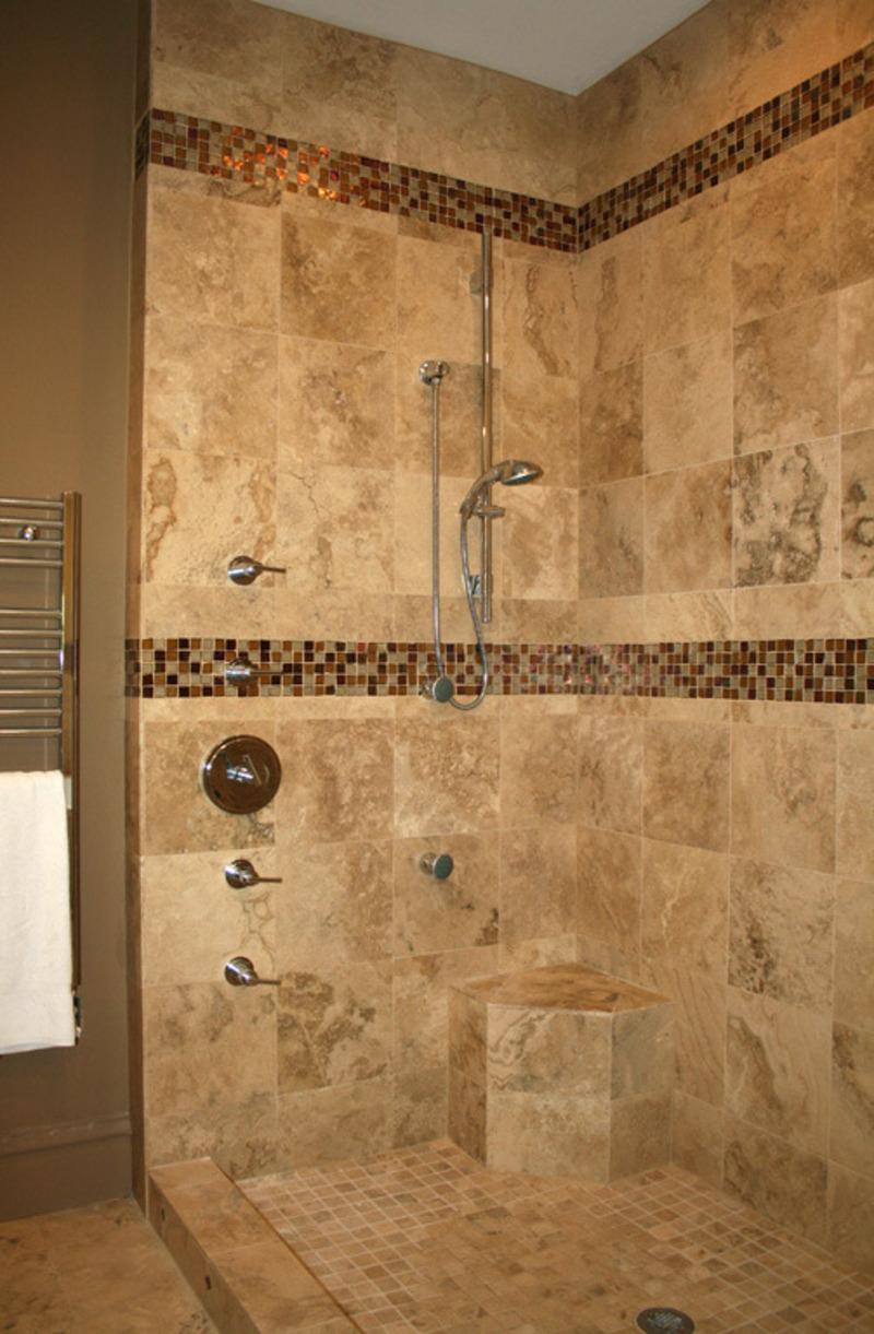 bathroom tile designs layout photo - 9