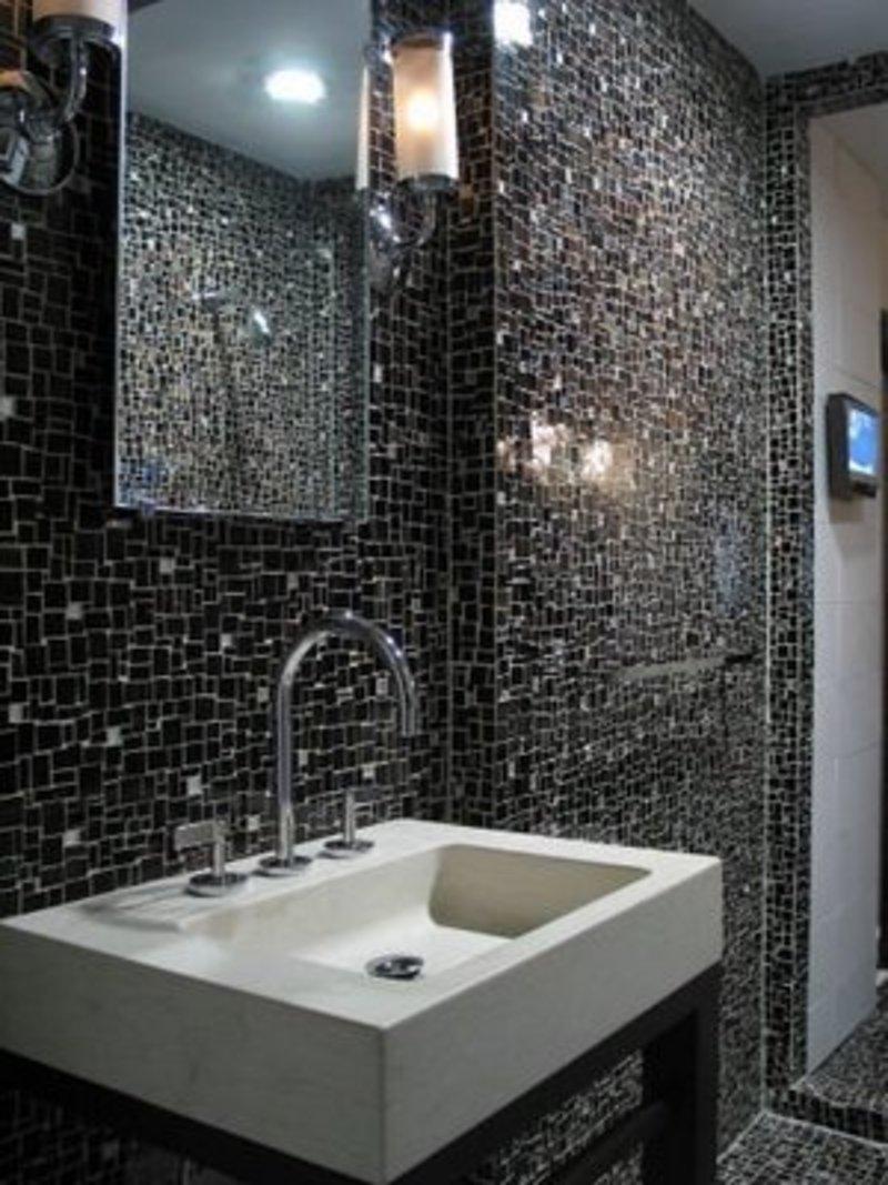 bathroom tile designs modern photo - 1