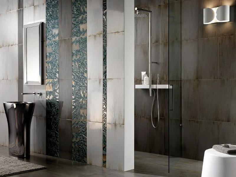bathroom tile designs modern photo - 2
