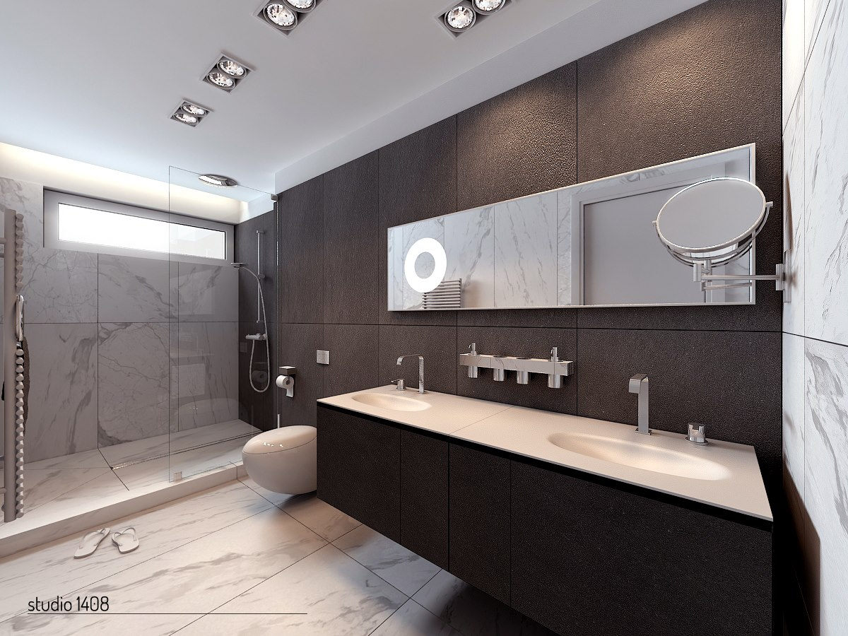 bathroom tile designs modern photo - 7