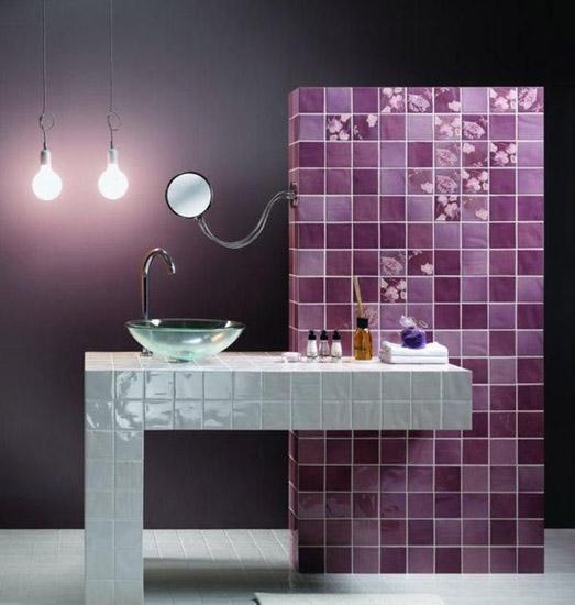 Bathroom Tile Colour Schemes: Bathroom Tiles Colors Designs