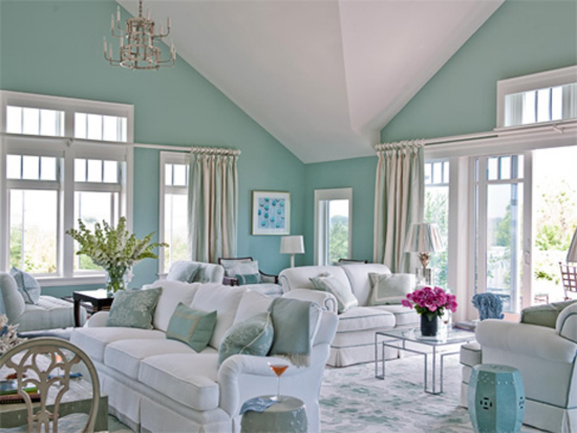 Beach house interior paint colors | Hawk Haven