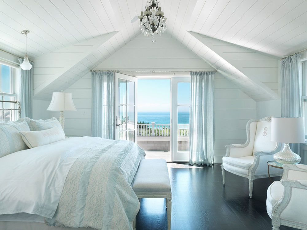 beach house interior paint colors photo - 7