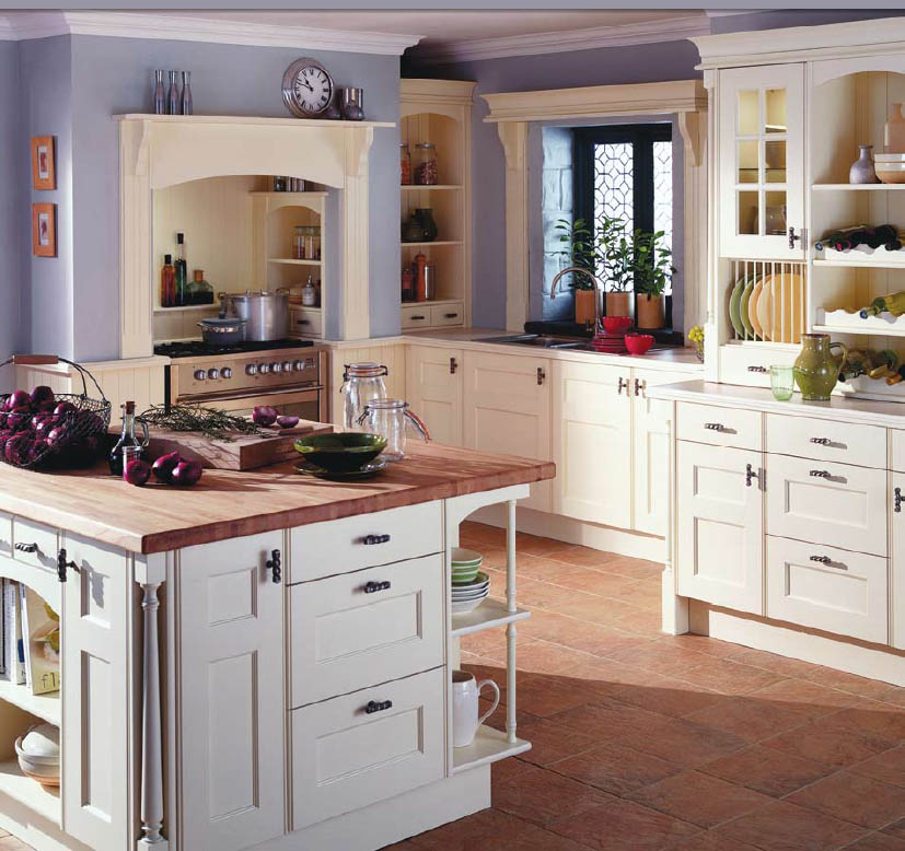 beautiful country kitchen designs photo - 10