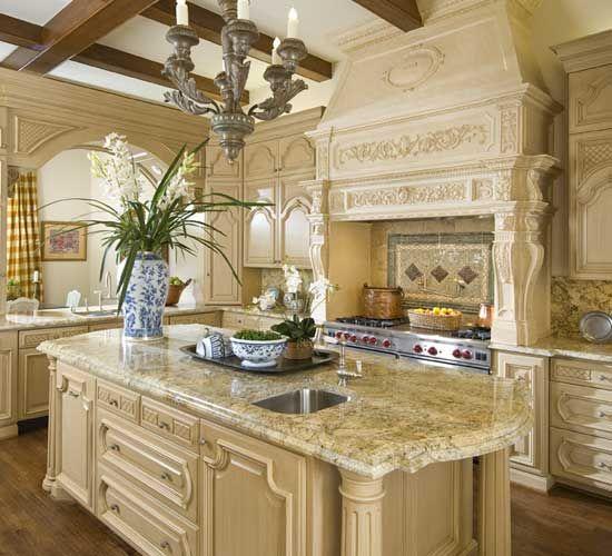 beautiful country kitchen designs photo - 3