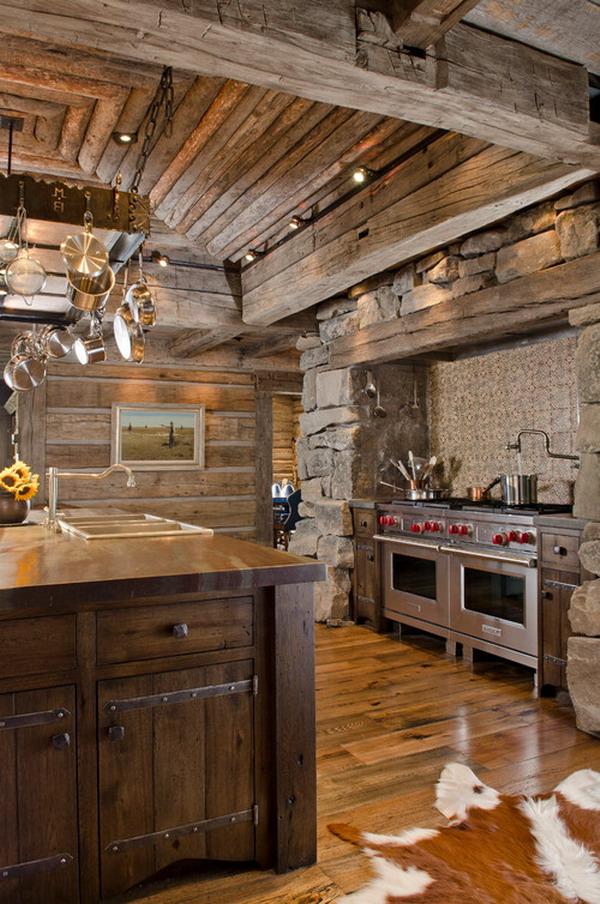 beautiful country kitchen designs photo - 7