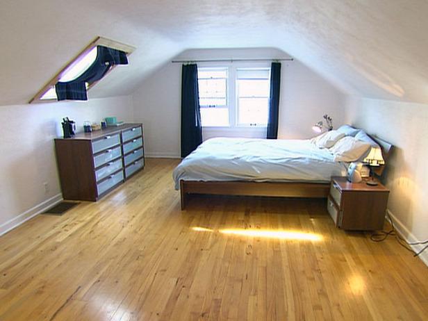 bedroom attic designs photo - 5