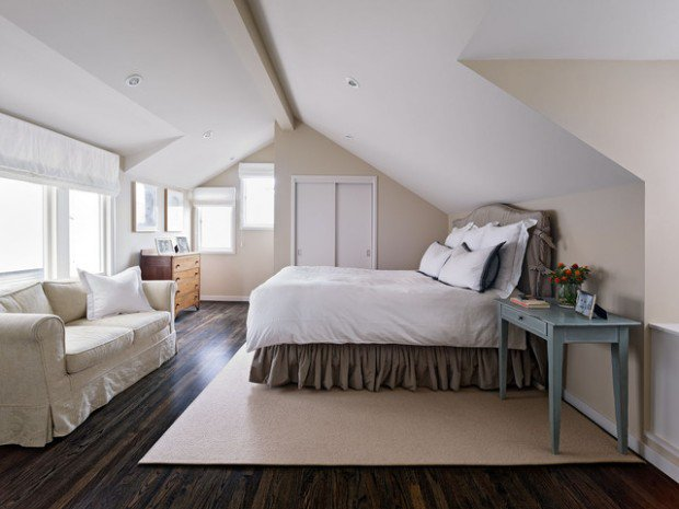 bedroom attic designs photo - 7