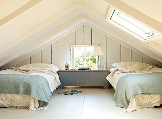 bedroom attic designs photo - 8