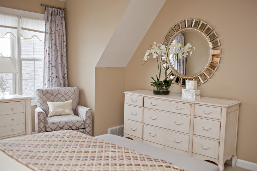bedroom decorating ideas mirrored furniture photo - 5